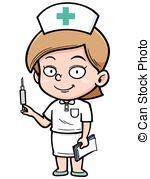 infirmiere clipart 1
