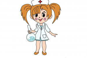 infirmiere clipart 4