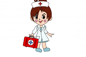 infirmiere clipart 5