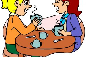 informal communication clipart 12
