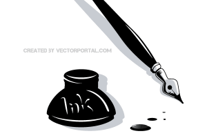 ink clipart 1