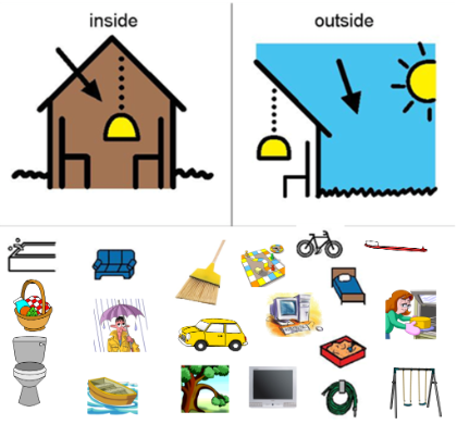 Inside and outside clipart 1 clipart station for Inside and outside pictures