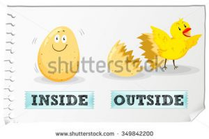inside and outside clipart 5