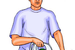ironing clothes clipart 11