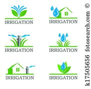 irrigation clipart 4