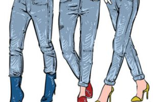jeans clipart 4