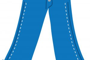 jeans clipart 5