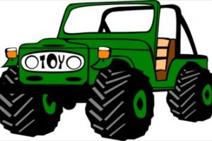 jeep clipart 2
