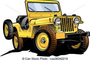 jeep clipart 5