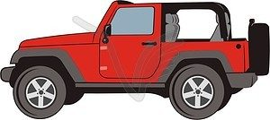 jeep clipart 7