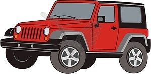 jeep clipart 9