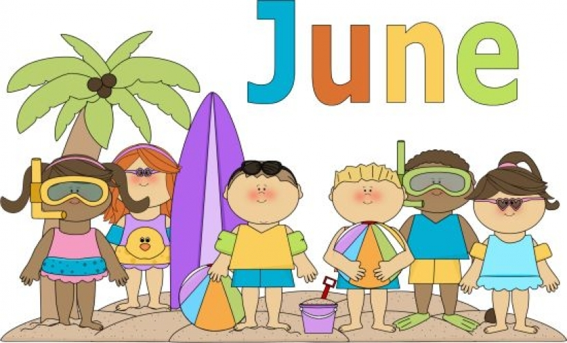 Month of june clip art free 2016 calendar within month of june clipart  month of june clipart » Clipart Station