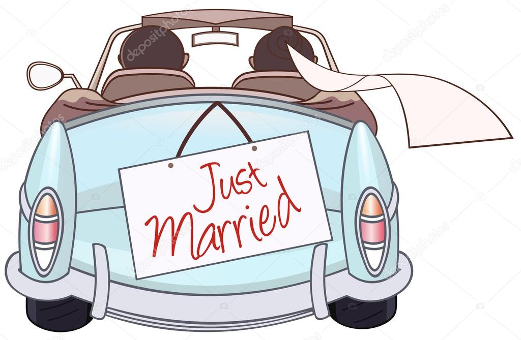 just married auto clipart 9 » clipart station