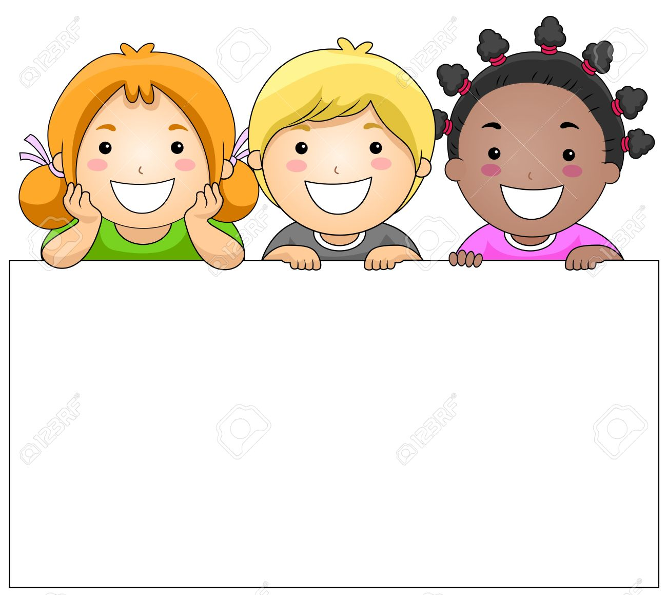 kids background clipart 3 clipart station