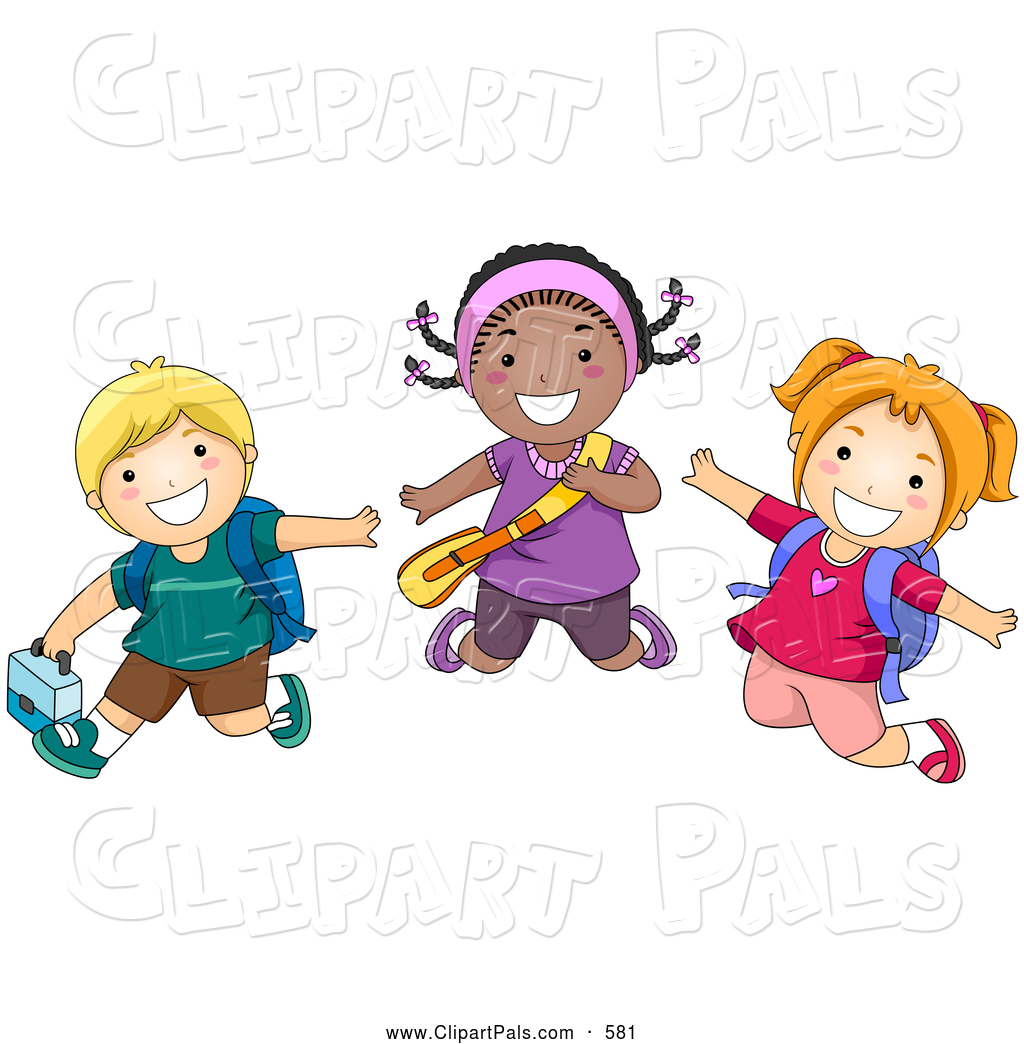 Jumping Boy Clipart Cliparts Galleries