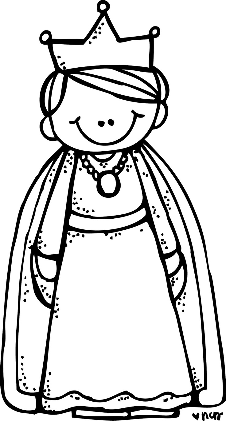 King clipart black and white 2 » Clipart Station (736 x 1369 Pixel)
