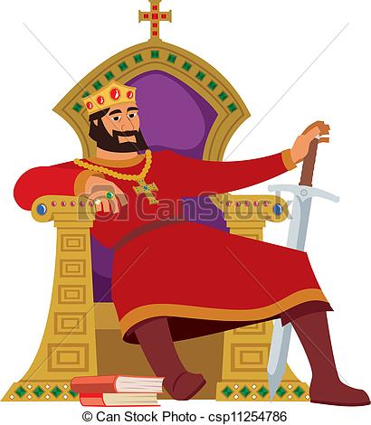 King on a throne clipart 5 » Clipart Station