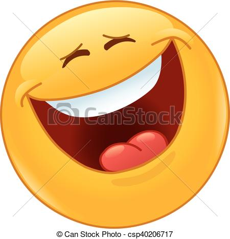Lachender Smiley Clipart 8 Clipart Station