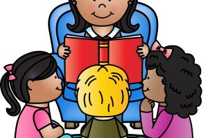 listen to teacher clipart 5