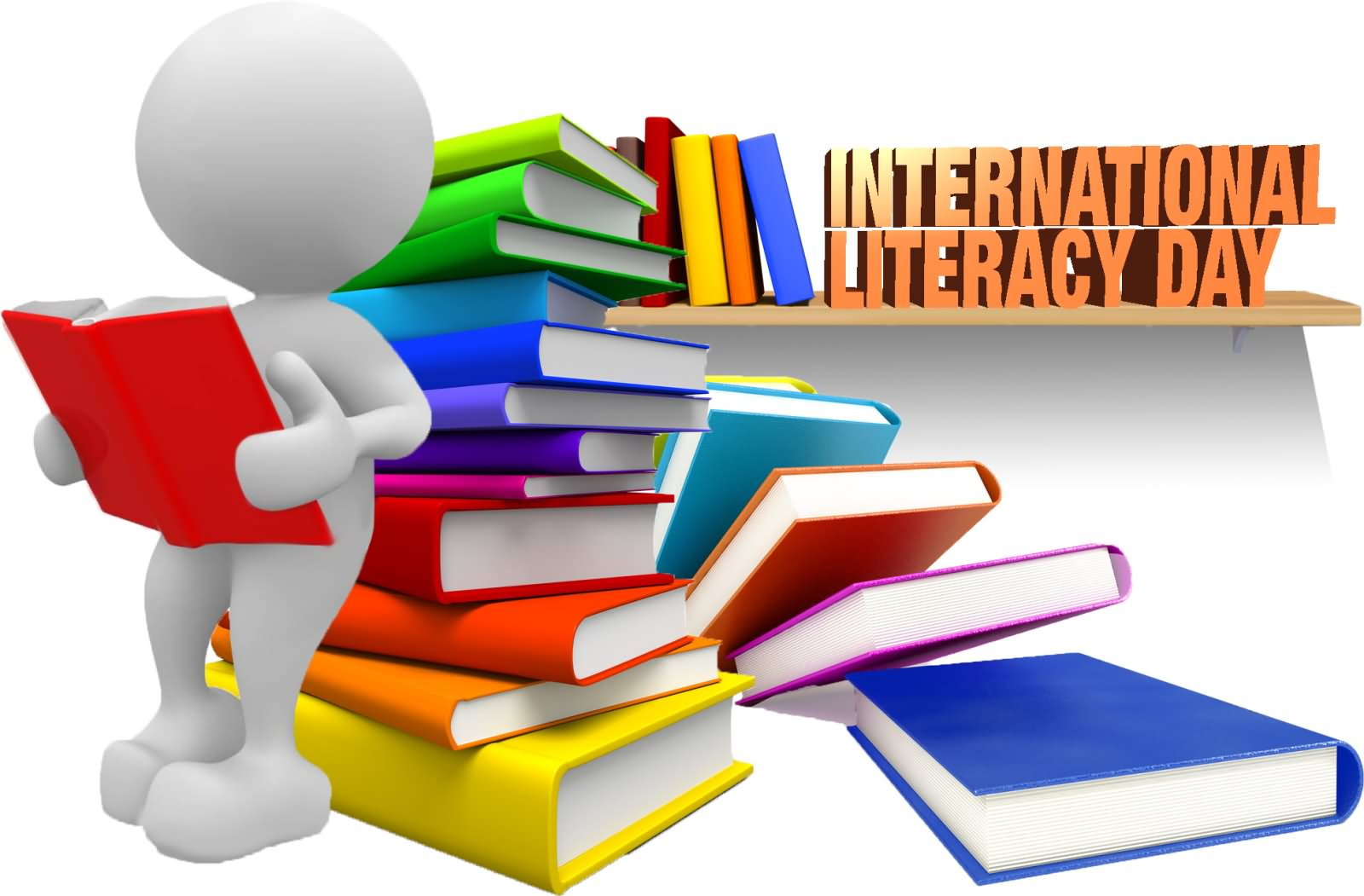 Literacy Clipart 8 Clipart Station