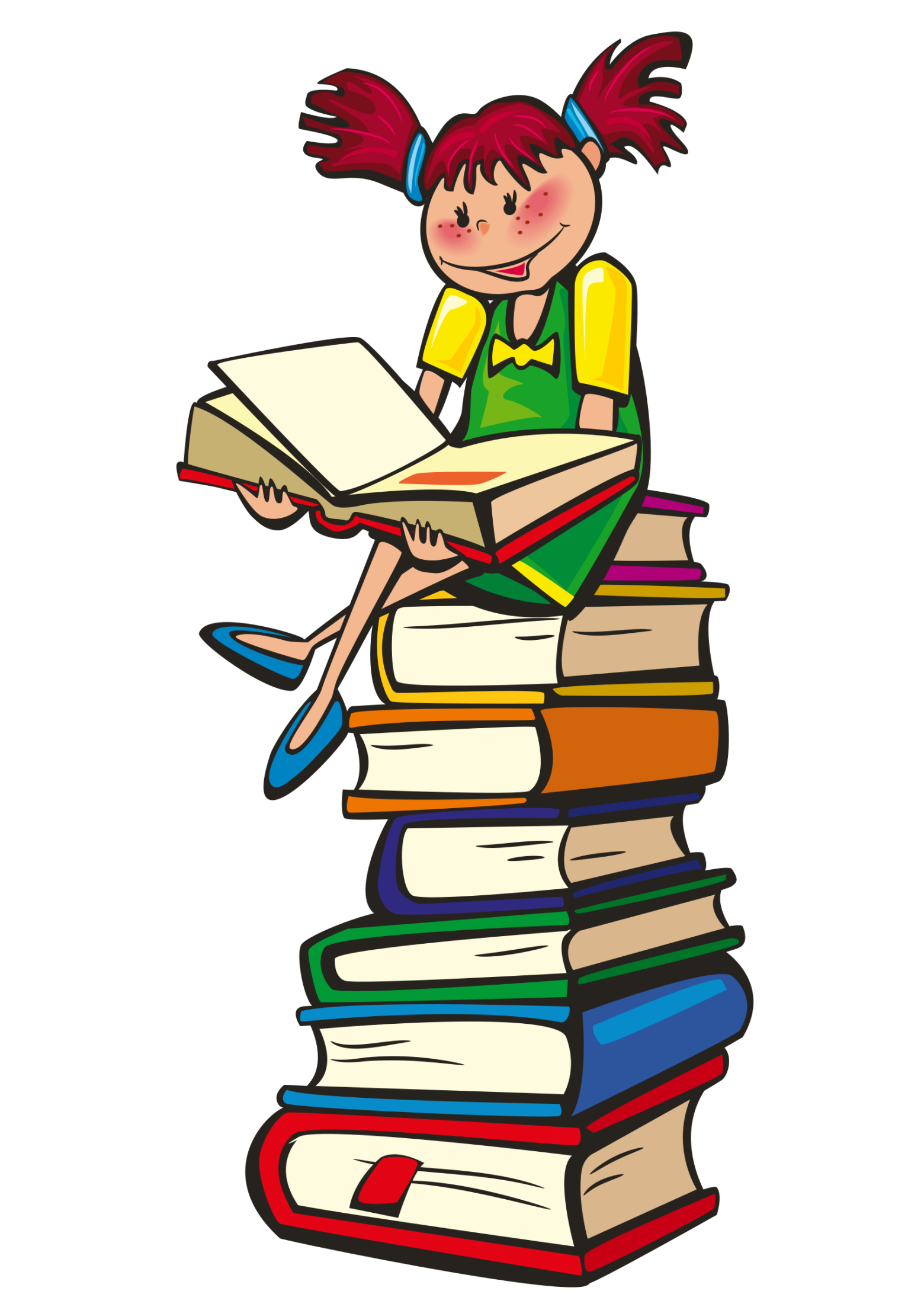 Livres Bibliotheque Clipart 2 Clipart Station