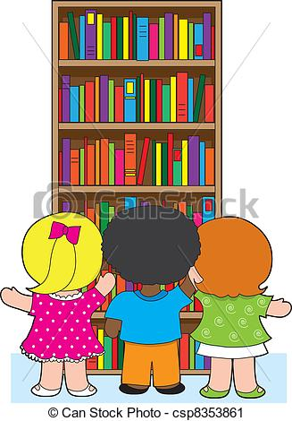 Livres Bibliotheque Clipart 3 Clipart Station