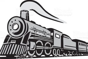 locomotive clipart 2