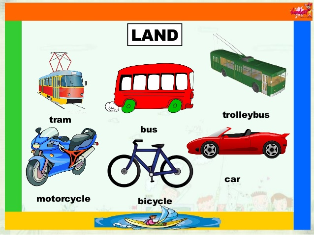 Means Of Transport Clipart 10 » Clipart Station
