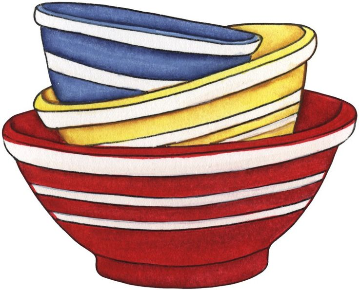 Mixing bowl clipart 3 » Clipart Station