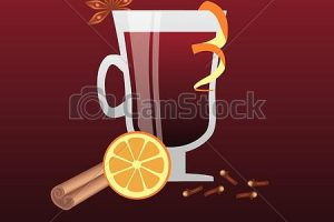 mulled wine clipart 11