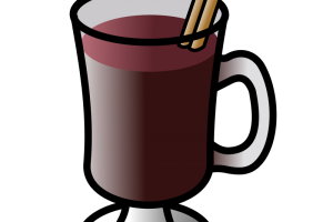 mulled wine clipart