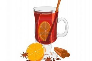 mulled wine clipart 6