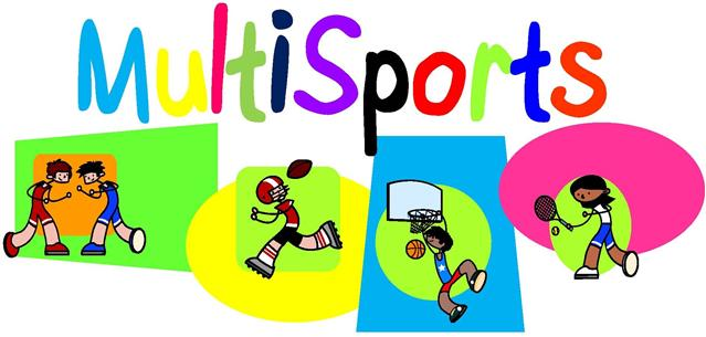 Image result for clipart multisports