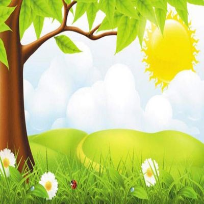 Nature background clipart 4 » Clipart Station