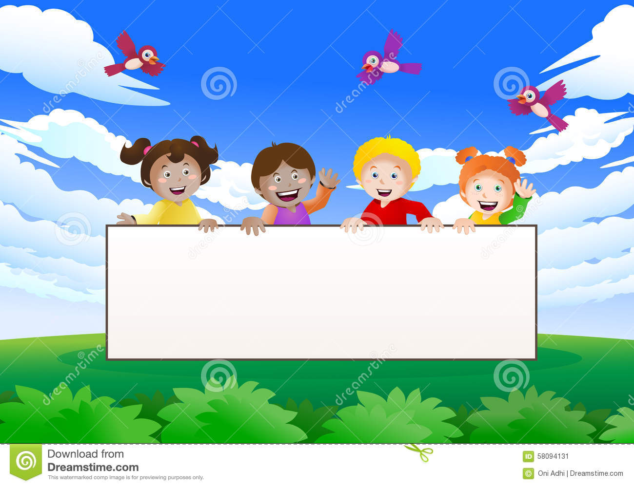 nature background for kids clipart 1 187 clipart station