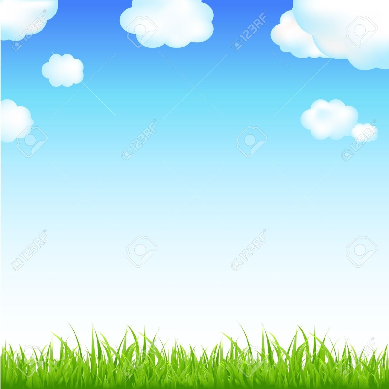 nature background for kids clipart 9 187 clipart station