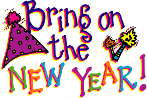 new years clipart 1