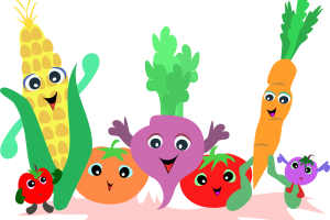 nutrition month clipart 2
