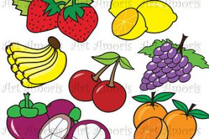 nutritious food clipart 10