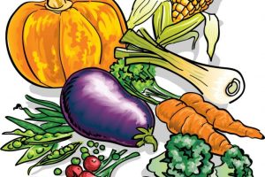 nutritious food clipart 11
