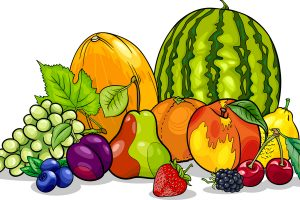 nutritious food clipart 12
