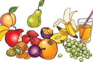 nutritious food clipart