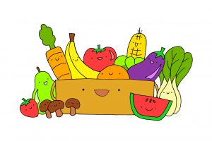 nutritious food clipart 4