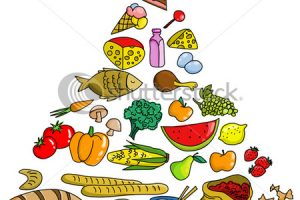 nutritious food clipart 8