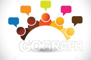 panel discussion clipart 9