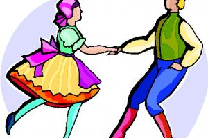 philippine folk dance clipart 11