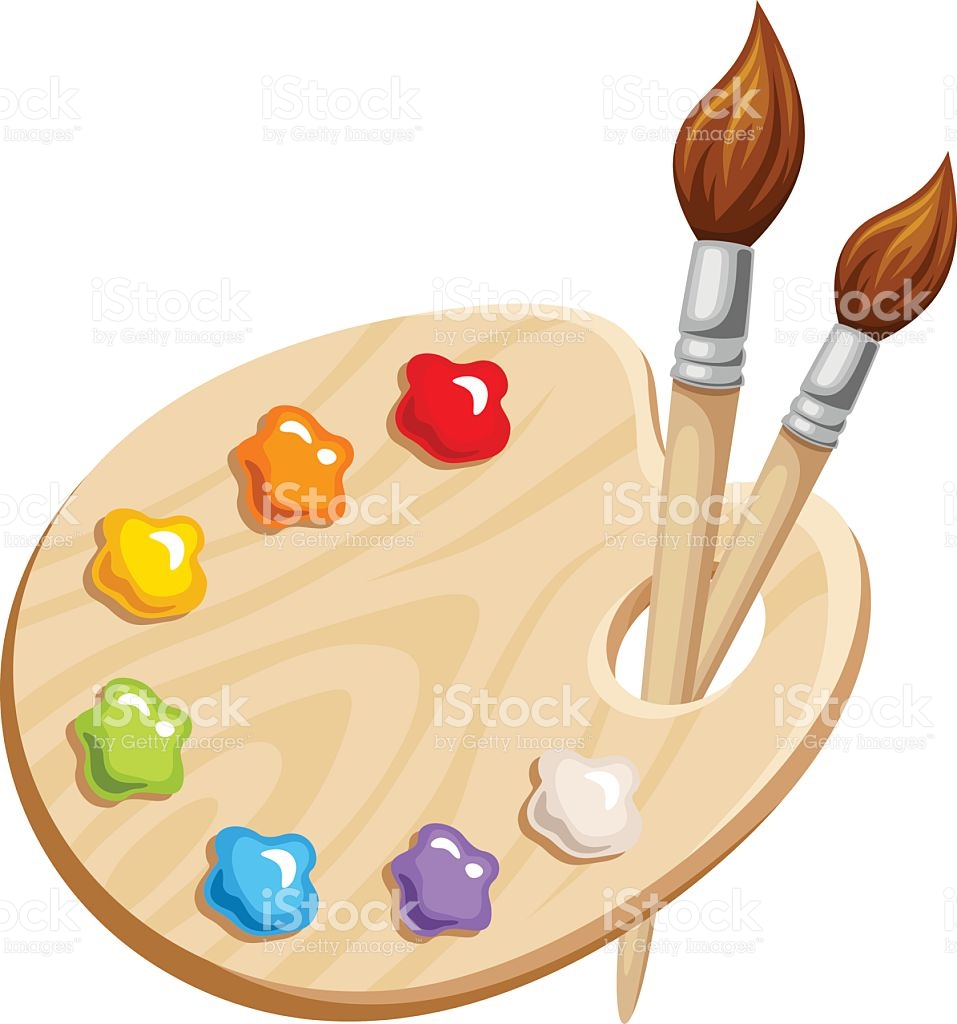 Pinsel und farbe clipart 5 » Clipart Station