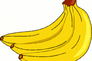 pisang clipart 8