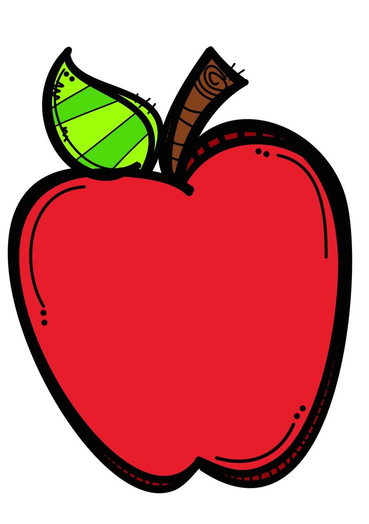 pomme clipart 3 clipart station
