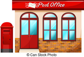 post office clipart 1